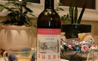 Красное вино Лыхны: что нужно знать, описание сорта, отзывы
