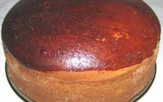 Пирог с изюмом – вкусный рецепт с фото