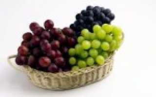 Полезная косметика из винограда