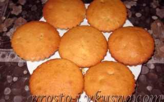 Простой кекс с изюмом – рецепты с фото