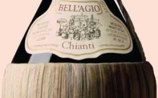 Вино красное кьянти – классификация вин, полезные свойства