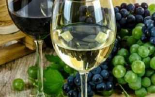 Красное безалкогольное вино: польза для здоровья
