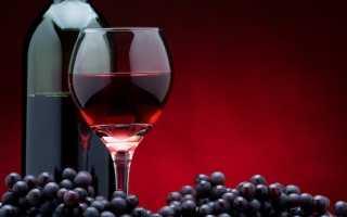 Почему красное вино красное?