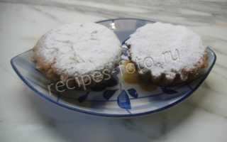 Рецепт кекса с изюмом «Столичный» по ГОСТу