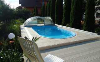 Спа бассейн на участке – идеи стоительства, чертежи