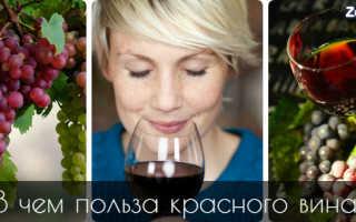 Какое вино полезней, белое или красное?
