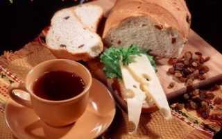 Чай с изюмом – рецепты с фото