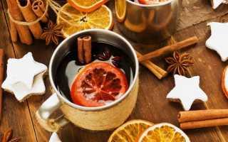 Глинтвейн из красного вина: классический рецепт