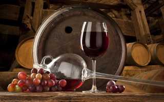 Черный виноград (обзор, виноделие, полезные свойства)