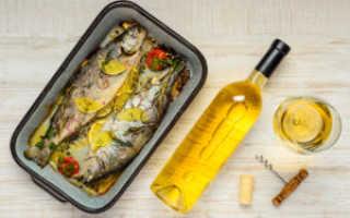 Какое вино подавать к красной рыбе?
