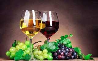 Вино из красного винограда – рецепты с фото