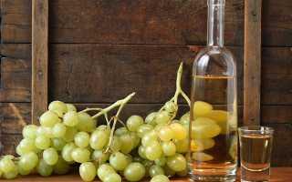 Рецепт чачи из винограда своими руками